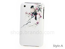 iPhone 3G / 3G S Chinese Painting Back Case