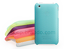 iPhone 3G / 3G S Translucent Perforated Back Case