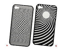 iPhone 4 Geometrical Pattern Back Case