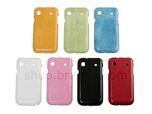 Samsung i9000 Galaxy S Leather Back Case