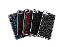 iPhone 4 Fluff Meshed Back Case