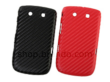 Blackberry Torch 9800 Twilled Back Case
