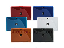 BlackBerry Playbook Wave Plastic Back Case