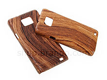 Samsung Galaxy S II Woody Patterned Back Case
