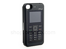 iPhone 4 Back Cover with Dual SIM Mobile Phone