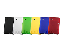HTC Flyer P510e Rubberized Back Hard Case