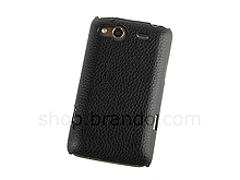 HTC Salsa Leather Back Case