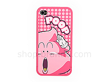iPhone 4 Dr. Slump - Pink Mr. POOP Phone Case (Limited Edition)