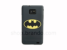 Samsung Galaxy S II Batman Back Case (Limited Edition)