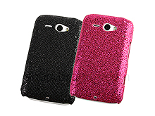 HTC ChaCha Glitter Plactic Hard Case