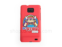 Samsung Galaxy S II Dr. Slump - Laughing Arale Back Case (Limited Edition)