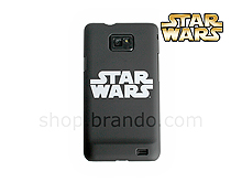Samsung Galaxy S II Star Wars - Star Wars Logo Phone Case (Limited Edition)