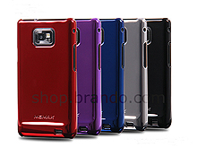 Momax Samsung Galaxy S II Ultra Thin Case - Shiny Series