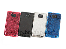 Samsung Galaxy S II Water Drop Shiny Back Case