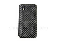 LG Optimus Black P970 Twilled Back Case