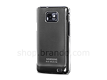 Momax Samsung Galaxy S II Ultra Tough Slim Case - Clear