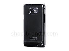Momax Samsung Galaxy S II Ultra Tough Slim Case - Black