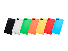 iPhone 4 Strong Acrylic Plastic Back Case
