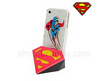 iPhone 4/4S DC Comics Heroes - Superman Back Case with Docking (Limited Edition)