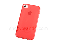 iPhone 4S Jelly Soft Plastic Case