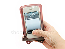 The 100% Waterproof Flexible Mobile Case for iPhone 4/4S
