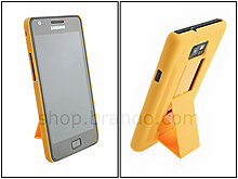 Samsung Galaxy S II Stand Firm Back Case
