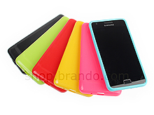 Samsung Galaxy S II Shiny Dust Coating Silicone Case