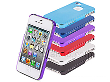 Momax iPhone 4/4S Shiny Color Weightless Back Case