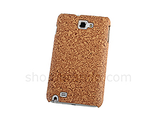 Samsung Galaxy Note Pine Coated Plastic Case