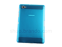 Matte Plastic Protective Back Case for Samsung GT-P6810 Galaxy Tab 7.7