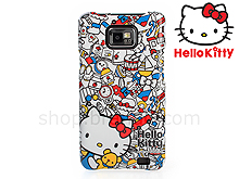 Samsung Galaxy S II Hello Kitty & Toys Accessories Back Case (Limited Edition)