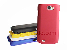 Samsung Galaxy W i8150 Rubberized Back Hard Case
