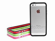 iPhone 5 / 5s / SE Sandwich Colors Rubber BumperIphone 5s Rubber Bumper
