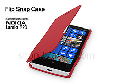 Nokia Lumia 920 Flip Snap Case