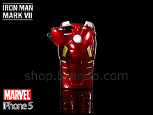 iPhone 5 / 5s MARVEL Iron Man Mark VII Protective Case with LED Light Reflector (Limited Edition)