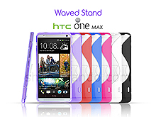 HTC One Max Waved Stand