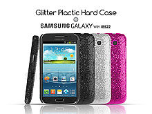 Samsung Galaxy Win i8522 Glitter Plactic Hard Case