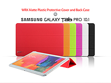 WRX Matte Plastic Protective Cover and Back Case for Samsung Galaxy TabPRO 10.1