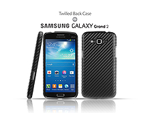 Samsung Galaxy Grand 2 Twilled Back Case