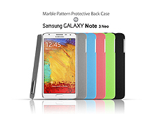 Samsung Galaxy Note 3 Neo Marble Pattern Protective Back Case