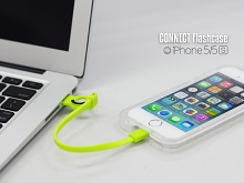 CONNECT Flashcase for iPhone 5s / 5