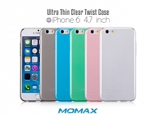 Momax Ultra Thin Clear Twist Case for iPhone 6 / 6s