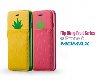 Momax Flip Diary Fruit Series for iPhone 6 / 6s