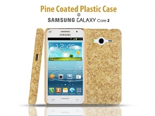 Samsung Galaxy Core 2 Pine Coated Plastic Case