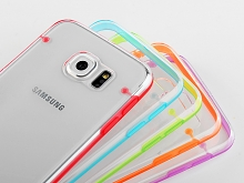 Samsung Galaxy S6 Translucent Case with Bumper