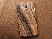 Samsung Galaxy J7 Woody Patterned Back Case