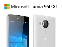 Imak Soft TPU Back Case for Microsoft Lumia 950 XL