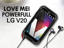 LOVE MEI LG V20 Powerful Bumper Case