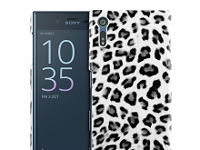 Sony Xperia XZ Leopard Stripe Back Case