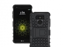 LG G6 Rugged Case with Stand